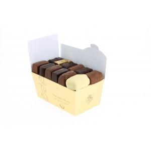 Ballotin de Chocolats Léonidas sans alcool 375g.