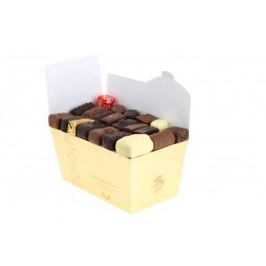 Ballotin de Chocolats Leonidas assortis 750 gr net. N° 15