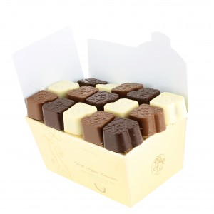 Ballotin de Chocolats Léonidas «sans sucre ajouté» 355 gr B N°1