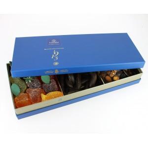 Coffret Héritage Mada 665g de Chocolats Léonidas d'exception