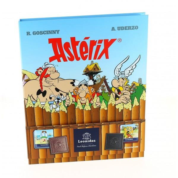 Livre Bd Asterix Garni De 195 G De Chocolats Leonidas