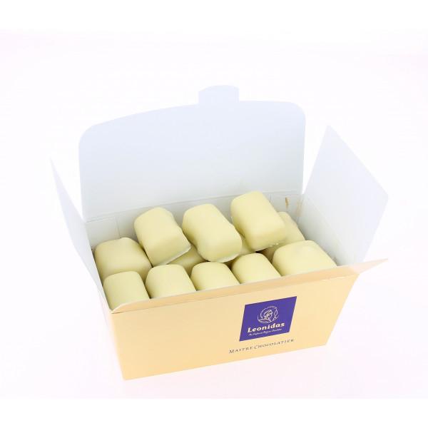 Ballotin de Chocolats Leonidas blanc