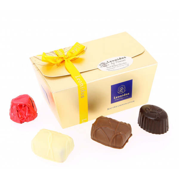 Ballotin de Chocolats Leonidas pralinés