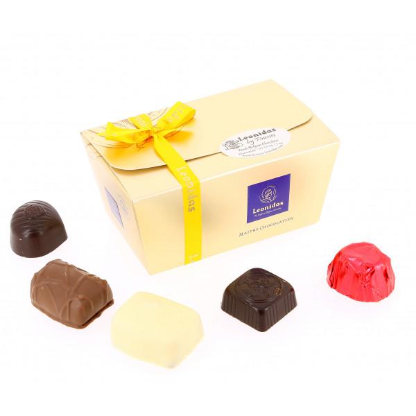 Ballotin de Chocolats Leonidas sans alcool