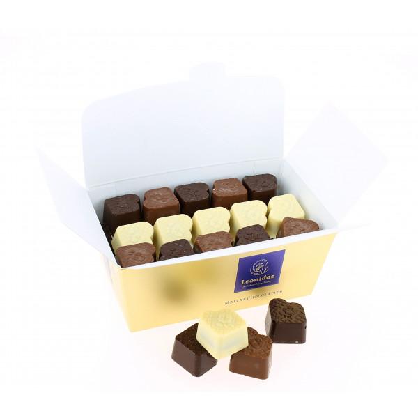 Ballotin de Chocolats Leonidas sans sucre ajouté