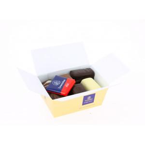 Carton de 30 ballotins 145 g de Chocolats Leonidas assortis