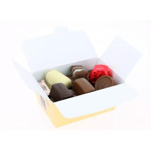 Carton de 40 ballotins 250 g de Chocolats Leonidas assortis