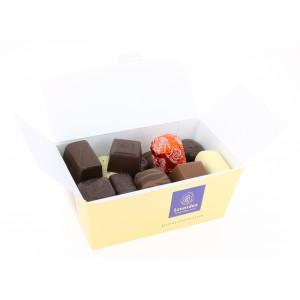 Carton de 24 ballotins 375 g de Chocolats Leonidas assortis