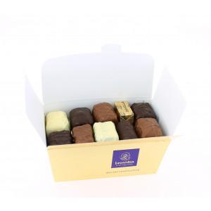 Carton de 24 ballotins 375 g de Chocolats Leonidas sans alcool