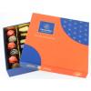 """Coffret """"New Collection"""" carré garni de 410 g de Chocolats Leonidas"""