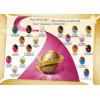 Sachet de petits oeufs assortis en Chocolat Léonidas 320g