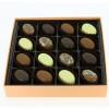 Coffret irresistibles garni de 16 chocolats Leonidas