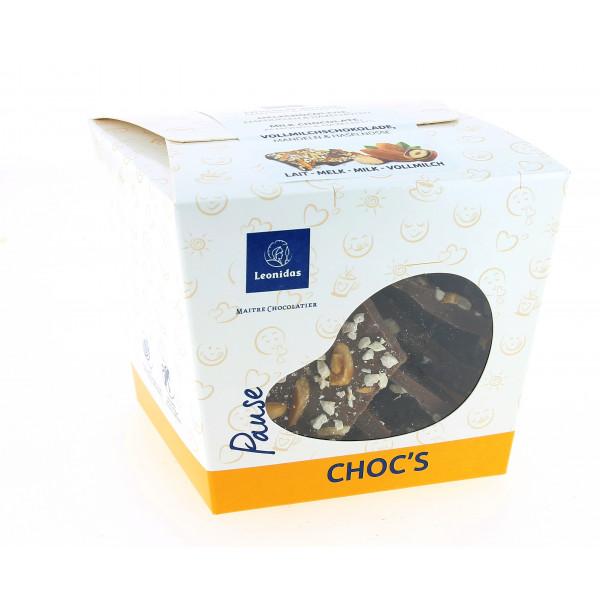 Choc's lait amandes et noisettes 300 g