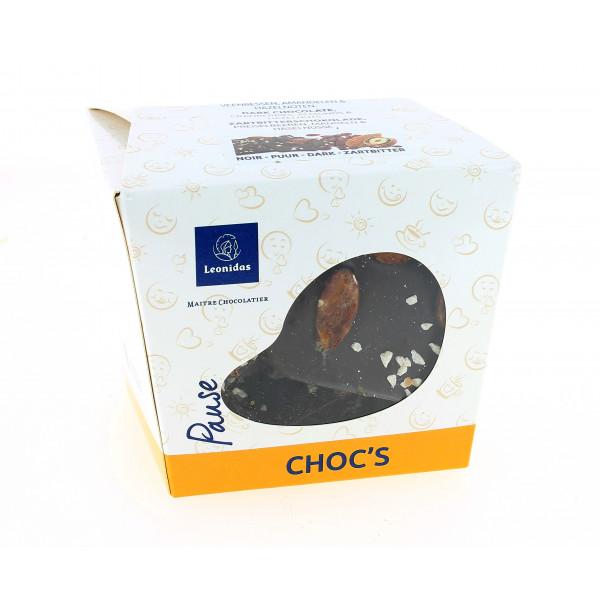 Choc's au chocolat noir et cramberries