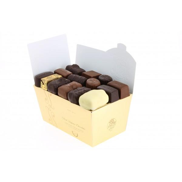Ballotin de Chocolats Leonidas assortis 500 g