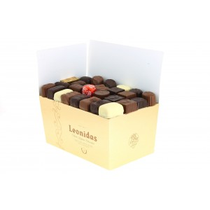 Ballotin de Chocolats  Léonidas assortis 1.490 kg