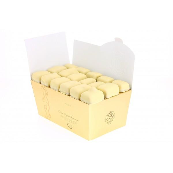Ballotin de Chocolats Leonidas blancs 1 kilo