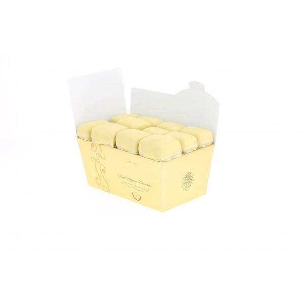 Ballotin de Chocolats Leonidas blancs 375 g