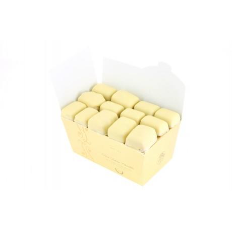 Ballotin de Chocolats Léonidas blancs 550 g