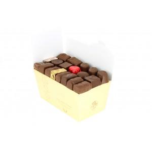 Ballotin de Chocolats Leonidas au lait 750 g
