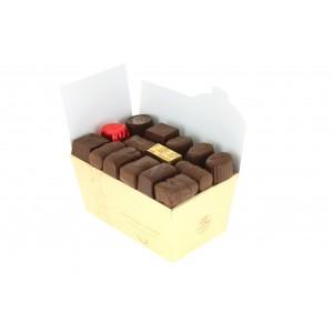 Ballotin de Chocolats Léonidas au lait 635 g