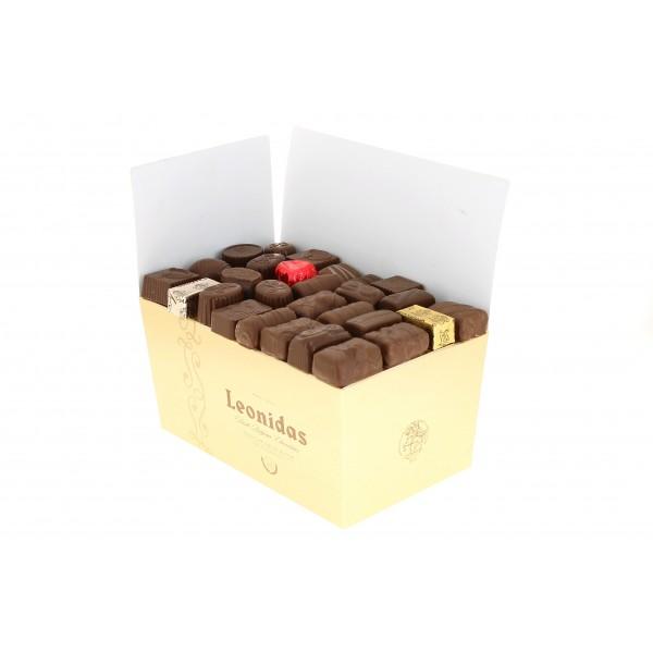 Ballotin de Chocolats Leonidas au lait 1.500 kg