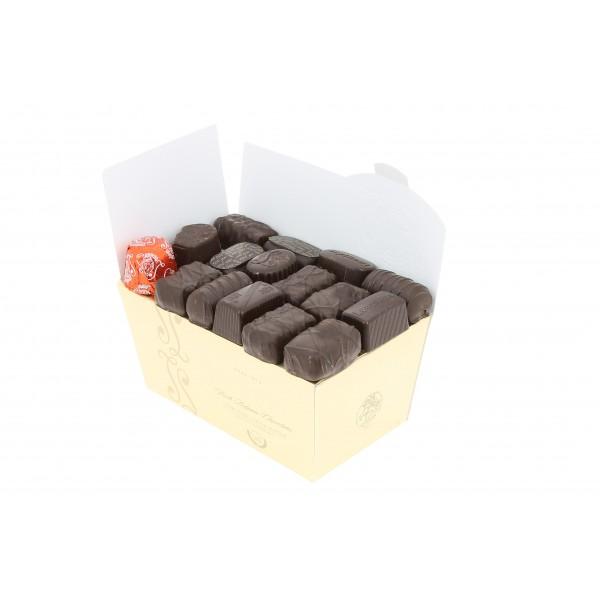 Ballotin de Chocolats Leonidas Noirs 500 g