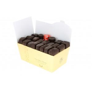 Ballotin de Chocolats Leonidas Noirs 1 kg