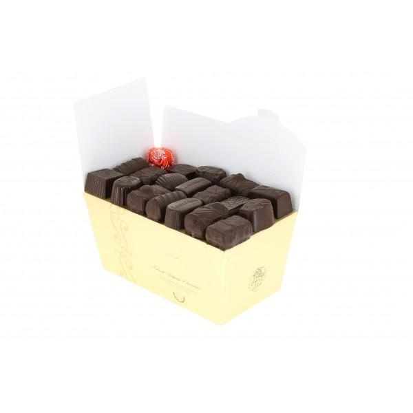 Ballotin de Chocolats Leonidas Noirs 750g