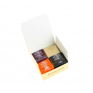 Mini Boîte 20 NAPOLITAINS  LEONIDAS N° 309