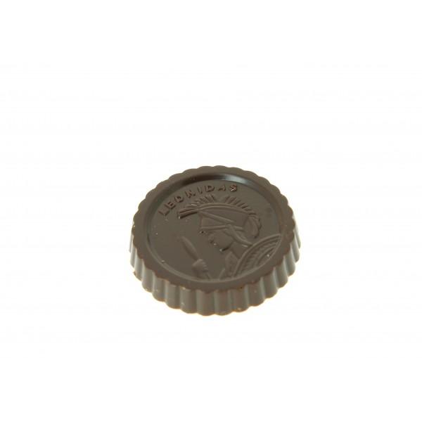 LES FINESSES LEONIDAS AU CHOCOLAT noir 200 g