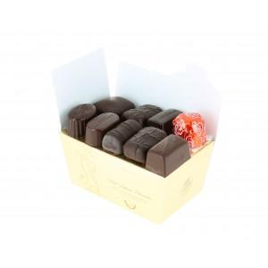 Ballotin de Chocolats Léonidas Noirs 250 g
