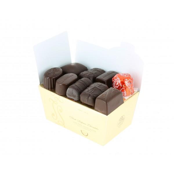Ballotin de Chocolats Leonidas Noirs 250 g