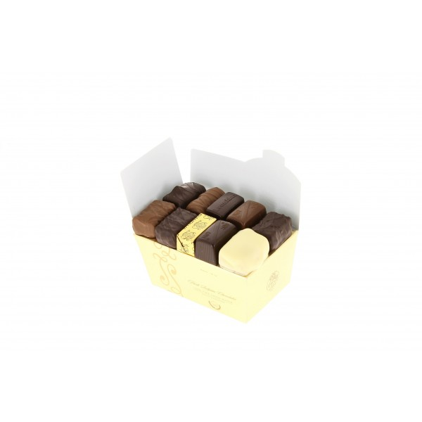 Ballotin de chocolats Leonidas assortis sans alcool 250 g