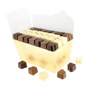 Ballotin de Chocolats Léonidas «sans sucre ajouté» 570 g